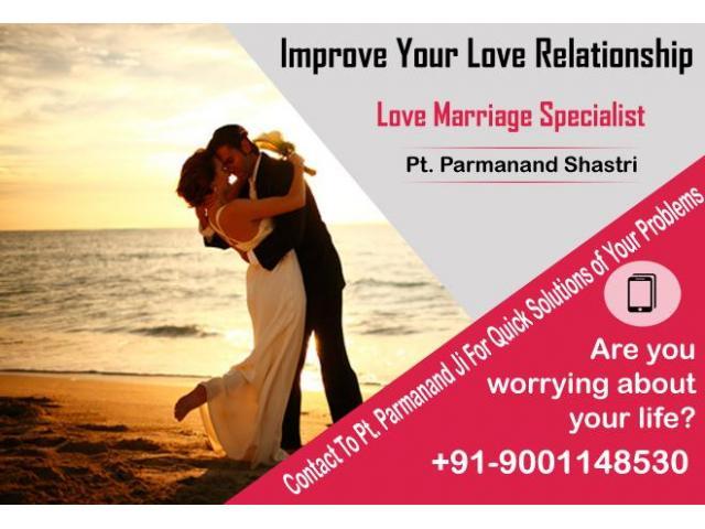 Love Marriage Specialist in Delhi +91-9001148530 - Best Astrologer