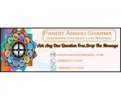 Vashikaran specialist Call Pt. Anshu Sharma