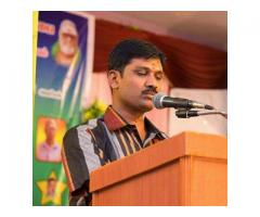 Astro Sadaiyappa famous Astrologer, Vastu, Numerology expert in Dindigul, Tamilnadu