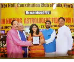 Jyotish Vibhushan Astrologer Pankhuri Verma