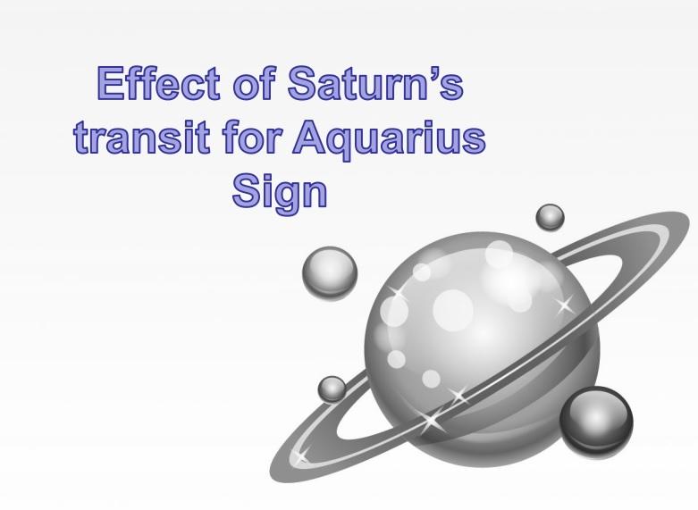 Saturn Transit 2020 to 2023 for Aquarius (Sani Peyarchi Palan 2020