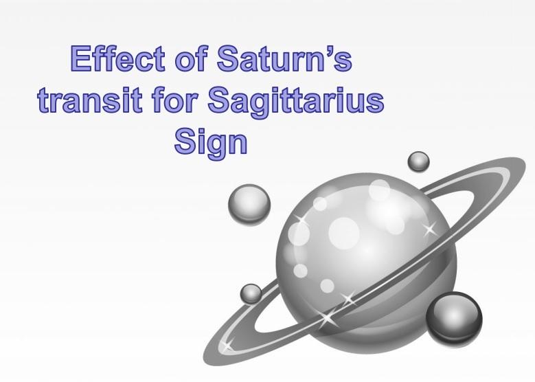 Saturn Transit 2020 to 2023 for Sagittarius (Sani Peyarchi