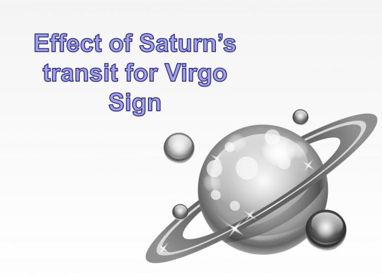 Saturn Transit 2020 to 2023 for Virgo (Sani Peyarchi Palan 2020 for