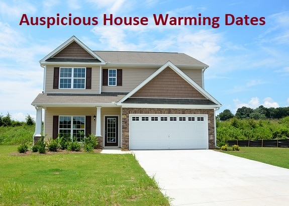 Auspicious House Warming Griha Pravesh Muhurat Dates 2019
