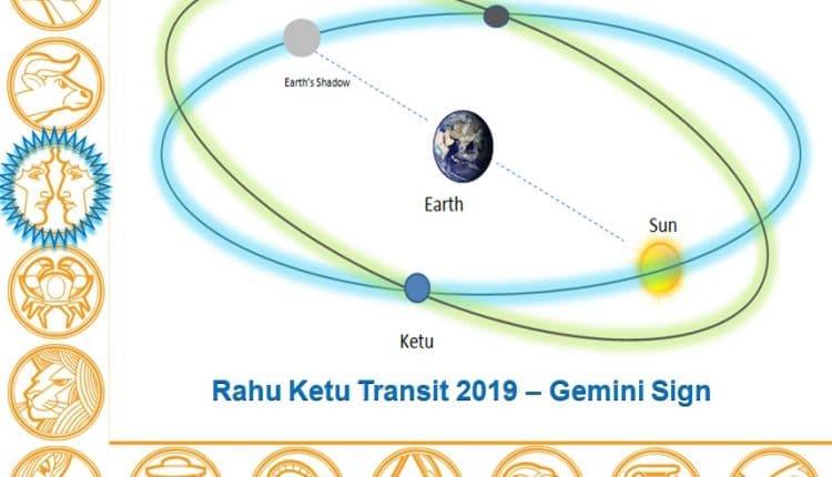 Rahu Ketu Transit 2019 - 2020 Report Gemini Sign - Learn Astrology