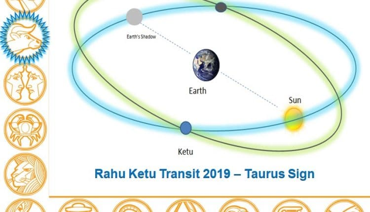 Rahu Ketu Transit 2019 - 2020 Report Taurus Sign - Learn